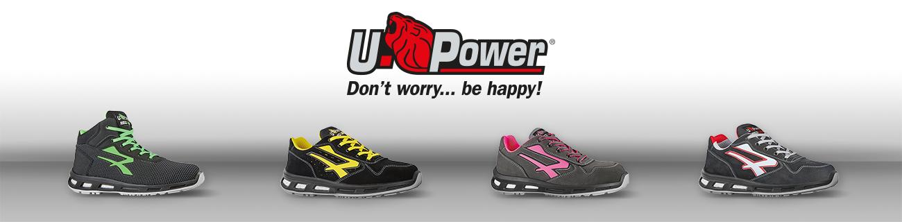 U-Power Red Lion Lift RL10013 Safety Boot S3 SRC – Direct 4 Workgear